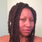 Loc Maintenance Routine: Simple Braid while air drying