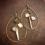 handmade earrings by gypsyposh by tosh