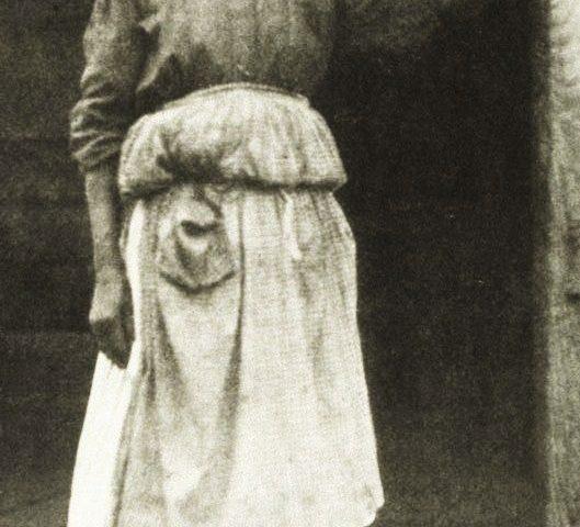 slave woman